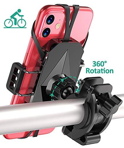 classement un comparer Support de téléphone de vélo rotatif à 360 ° Kokoda, support de téléphone de moto réglable…