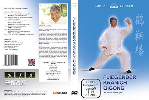 Fliegender Kranich QiGong: mit Meister Sui QingBo