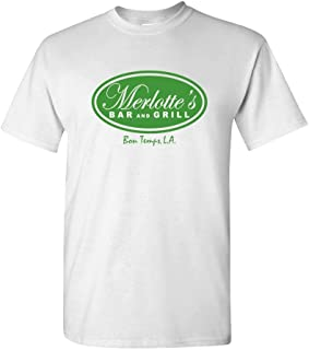 Merlotte's BAR and Grill - tv Show Series - Mens Cotton T-Shirt