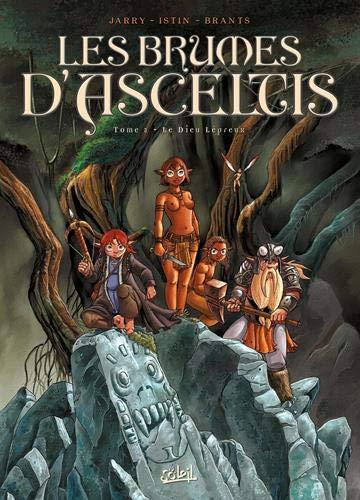 Les Brumes d'Asceltis, tome 2 : Le Dieu lépreux