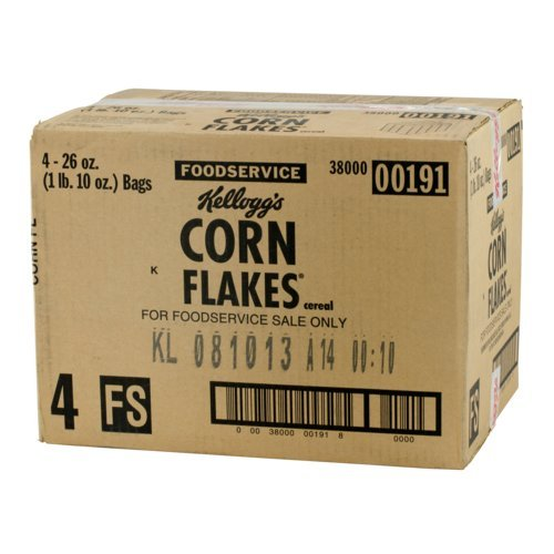 Kellogg's Corn Flakes (Pack of 4)