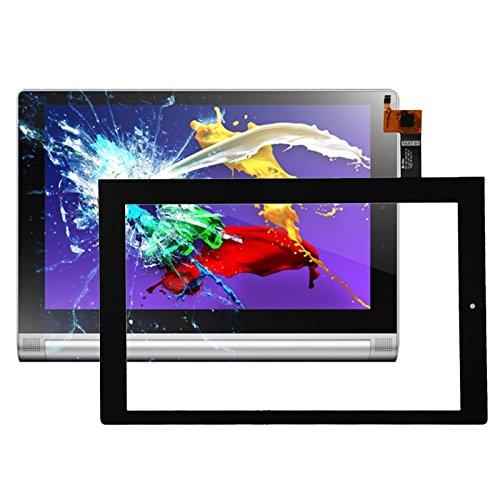 WANGQI Reparación de teléfonos móviles Panel táctil para Lenovo YOGA Tablet 2/1050/1050F/1050L(negro)