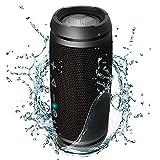 TREBLAB HD7 - Ultra Premium Portable Wireless Speaker - Loud 360°HD Sound w/Best Bass, TWS Dual Pairing, 12W Stereo, Bluetooth 5.0 Microphone Mic, Small & Mini for Travel, Bike, Beach, Party Bosinas