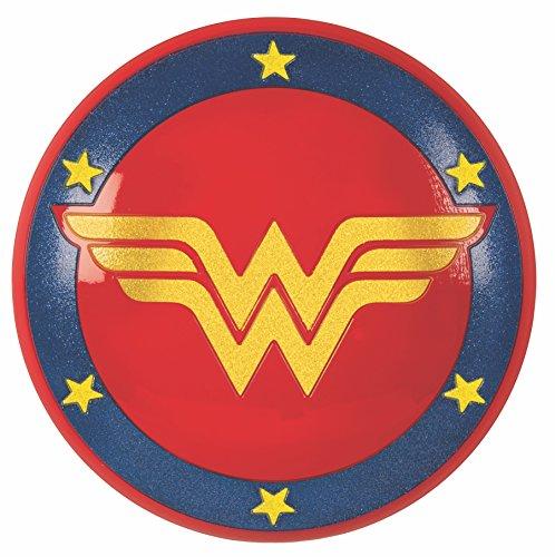 WONDER WOMAN DC Super Hero Girls Child Costume Shield
