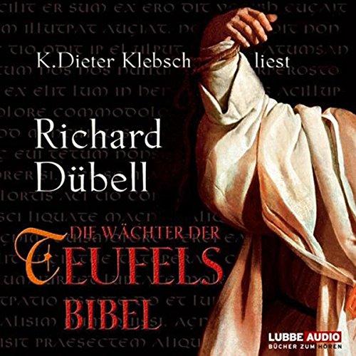 Die Wächter der Teufelsbibel audiobook cover art