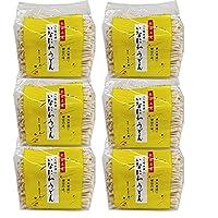 稲庭うどん 3kg (500g×6袋) 訳あり 切り落とし 秋田名産 稲庭饂飩 [稲庭うどん切上6袋]…