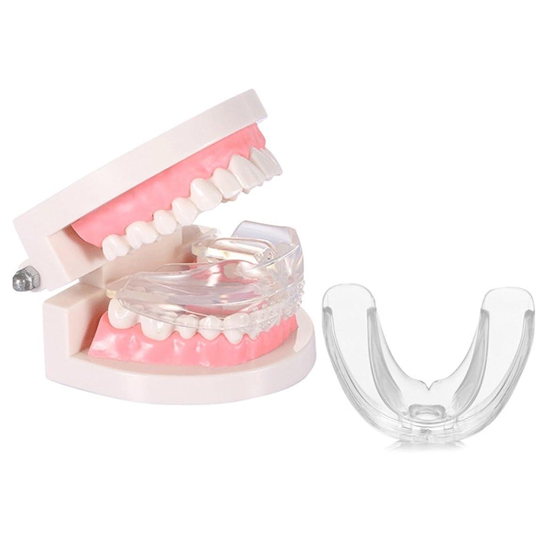 部分的攻撃脅威歯の矫正、歯並びの固位器 直歯システム 使いやすい 透明
