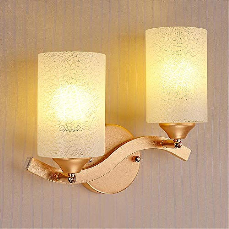 HRCxue Wandleuchten Wandleuchte Nacht Schlafzimmer Wohnzimmer Lampe kreative LED Gang Korridor Treppenbeleuchtung Konservierungsmittel