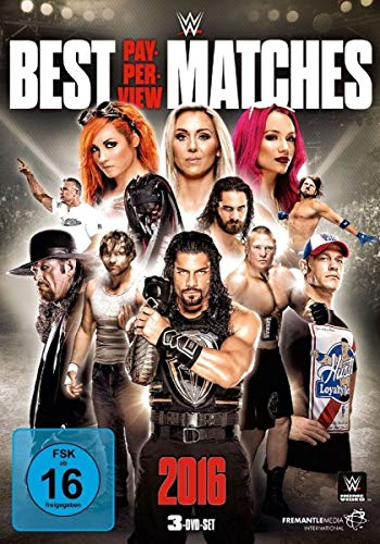 Best PPV Matches 2016 [3 DVDs]