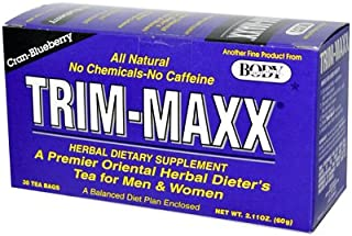 trim maxx tea