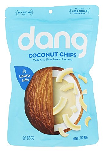 dehydrated coconut chunks - 1