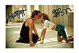 FM Dirty Dancing - Patrick Swayze & Jennifer Grey Signiert