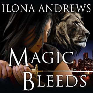 Magic Bleeds     Kate Daniels, Book 4              By:                                                                                                                                 Ilona Andrews                               Narrated by:                                                                                                                                 Renée Raudman                      Length: 13 hrs and 7 mins     2,854 ratings     Overall 4.7
