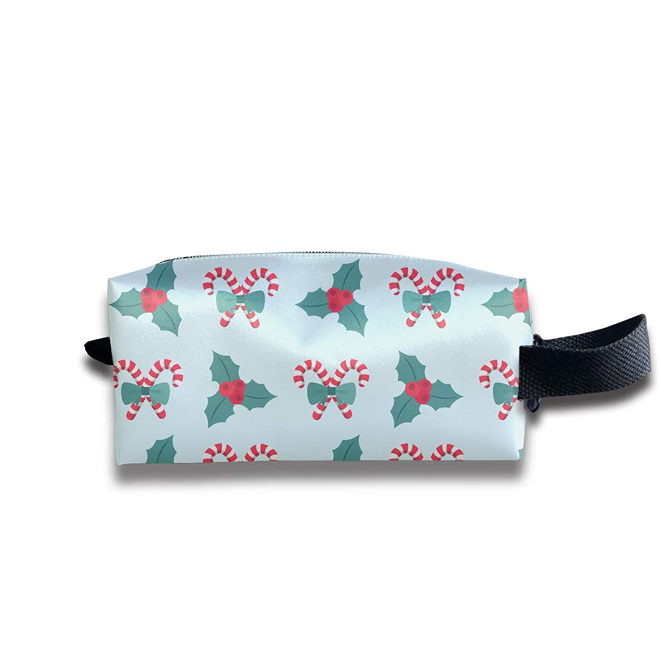 SHdYtrt Merry Christmas Toiletry Bag Multifunction Portable Wash Bag Cosmetic Organizer Pouch