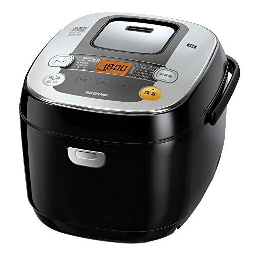 アイリスオーヤマ 米屋の旨み 銘柄炊き IHジャー炊飯器 一升 RC-IB10-B(562327)