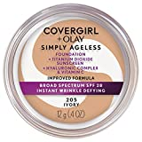 COVERGIRL+OLAY Simply Ageless Instant Wrinkle-Defying