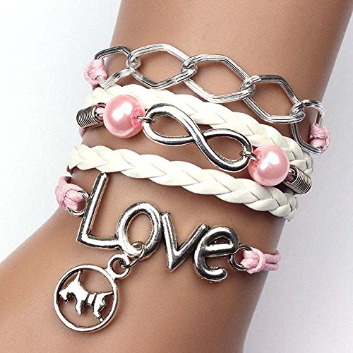 Liebesarmband Millenium Armband Love