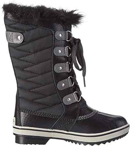 Sorel YOUTH TOFINO II dziecięce buty zimowe, czarny - Schwarz Black Quarry - 37 EU