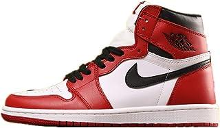 Air Jordan 1 AJ1 Men's Retro High Basketball Shoes 'Chicago' 555088-101