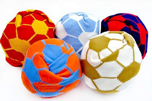 Football Socks White & Gold (Ij Marshal Football)