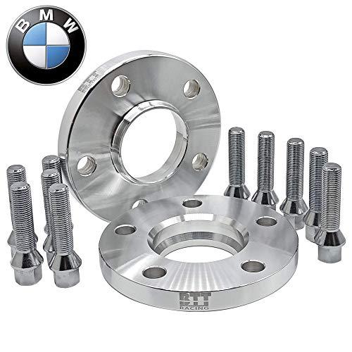 Separadores de rueda BMW E90,E91,E92,E93 de 20mm / 2cm / 5x120 72.6 con tornillería incluida