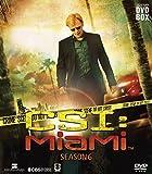 CSI:マイアミ コンパクト DVD-BOX シーズン6[DVD]