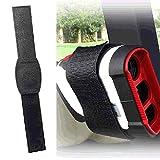 Soporte magnético multipropósito para barandas de carritos de golf: ideal para telémetro Barra de riel para accesorios GPS Estuche de accesorios rápidos Correa del telémetro Soporte fácil Soporte