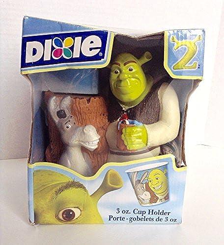 barato en línea Shrek Dixie Dixie Dixie Cup 3 Oz Holder by Dixie  almacén al por mayor