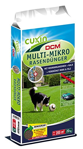 CUXIN DCM MULTI-MIKRO Rasendünger 20 kg