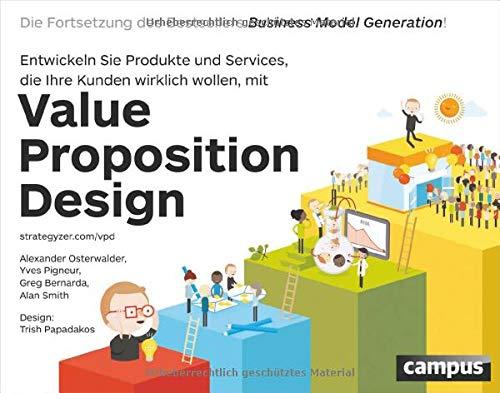 Value Proposition Design: Entwickeln Sie Produkte und Services, die Ihre Kunden wirklich wollen. Die Fortsetzung des Bestsellers Business Model Generation!