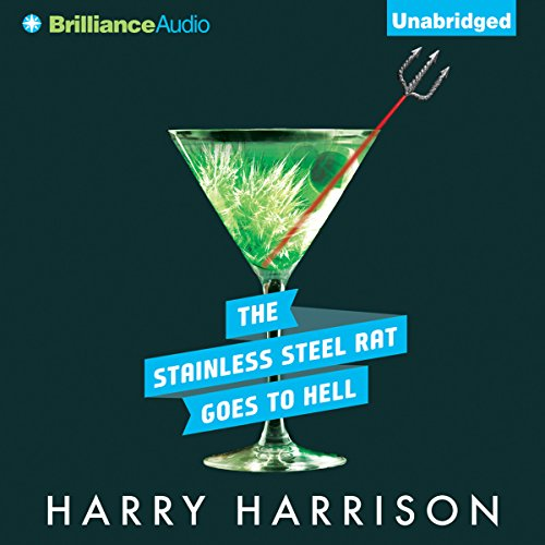 The Stainless Steel Rat Goes to Hell     Stainless Steel Rat, Book 9              By:                                                                                                                                 Harry Harrison                               Narrated by:                                                                                                                                 Phil Gigante                      Length: 7 hrs and 25 mins     29 ratings     Overall 4.8
