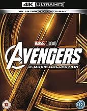 Avengers Collection 1-3 [4K UHD + Blu-ray]