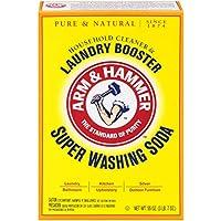 Church & Dwight Co 03020 Arm & Hammer Super Washing Soda 55 oz. by Arm & Hammer
