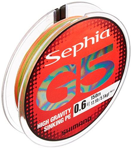 シマノ『セフィア G5 PE 0.6号』