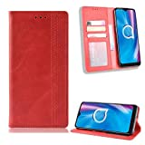 MINGYOUNG Retro Leather Case Compatible with Asus ZenFone