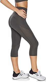 Rockwear Activewear Women's 3/4 Ultra Hr Prism Cool Touch Nori 6 from Size 4-18 for 3/4 Length Ultra High Bottoms Leggings...