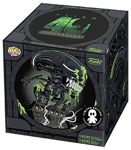 Funko Alien Pop! & Tee Box 40th Xenomorph heo Exclusive Size M Shirts