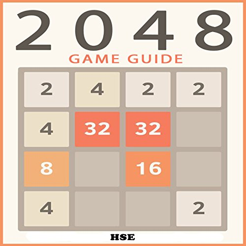 2048 Game Guide audiobook cover art