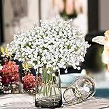 ZORE Gypsophila Artificielle Fleur Fausse Soie Mariage Bouquet De Fête Décor À La Maison