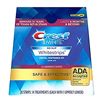 Crest 3D White Luxe Whitestrips - 14ct Pack of 4