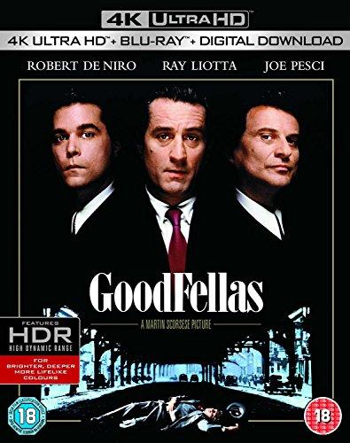Goodfellas (Uhd / S) (2 Blu-Ray) [Edizione: Regno Unito] [Edizione: Regno Unito]