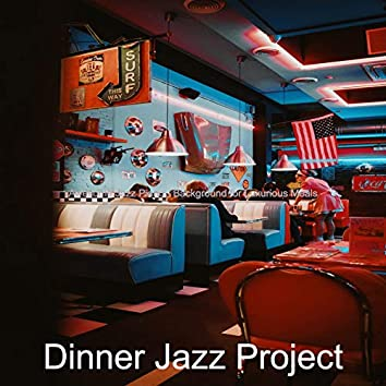Awesome Jazz Piano - Background for Luxurious Meals