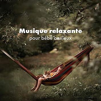 Musique relaxante pour bébé anxieux: Musique instrumentale calme, Sons de la nature, Musique de sommeil