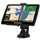 Best car navigation - NAVRUF GPS Navigation for Cars 7 Inch Review