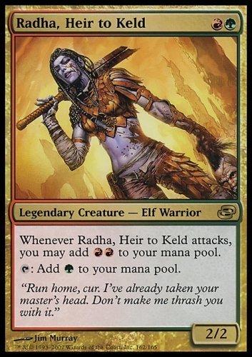 Magic: the Gathering - Radha, Heir to Keld - Planar Chaos
