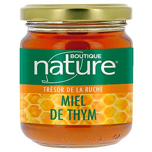 Boutique Nature -tresor de la ruche - Miel de thym - 250g