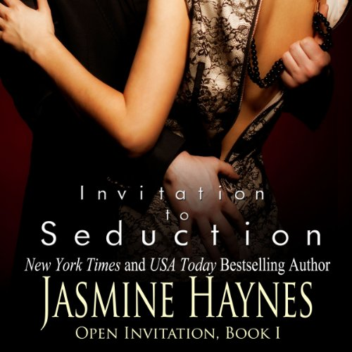 Invitation to Seduction audiobook cover art
