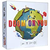 Doom ON You Card Game | from The Creators of 3UP 3DOWN (Ok2Win) | Ages 8+ | 3-6 Players | Best Fun Family Games for Kids, Teens, Adults