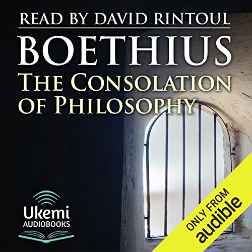 The Consolation of Philosophy cover art