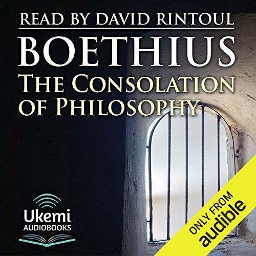 Couverture de The Consolation of Philosophy